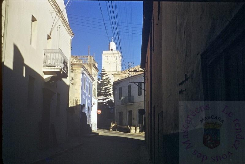 Rue Jeunesse Algérie De Ma MosquéeMascara jLA54R
